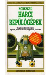 Korszerű harci repülőgépek - Spick, Mike, Ripley, Tim - Régikönyvek