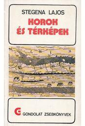 Korok és térképek - Stegena Lajos - Régikönyvek