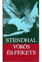 Vörös és fekete - Stendhal - Régikönyvek