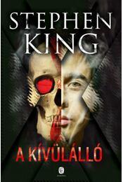 A kívülálló - Stephen King - Régikönyvek