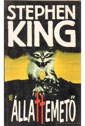 Állattemető - Stephen King - Régikönyvek