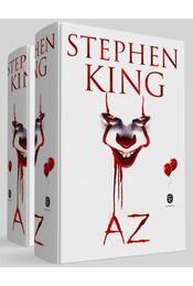 Az I-II. - Stephen King - Régikönyvek