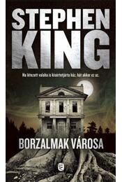 Borzalmak városa - Stephen King - Régikönyvek