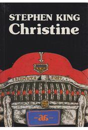 Christine - Stephen King - Régikönyvek
