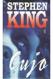 Cujo - Stephen King - Régikönyvek