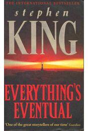 Everything's Eventual - Stephen King - Régikönyvek