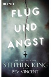 Flug und angst - Stephen King - Régikönyvek