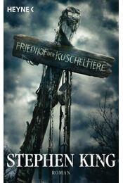 Friedhof der Kuscheltiere - Stephen King - Régikönyvek