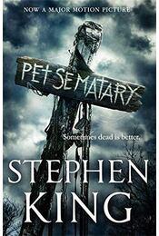 Pet Sematary - Stephen King - Régikönyvek