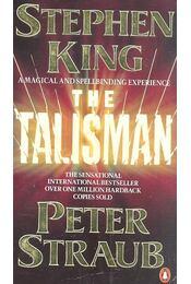 The Talisman - Stephen King, STRAUB,PETER - Régikönyvek