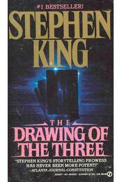 The Dark Tower 2: The Drawing of the Three - Stephen King - Régikönyvek