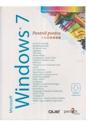 Windows 7 - Pontról pontra - Steve Johnson - Régikönyvek