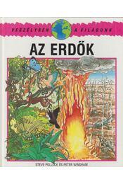 Az erdők - Steve Pollock - Régikönyvek