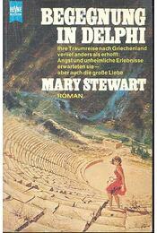 Begegnung in Delphi - Stewart, Mary - Régikönyvek