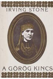 A görög kincs - Stone, Irving - Régikönyvek
