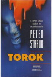 Torok - STRAUB,PETER - Régikönyvek