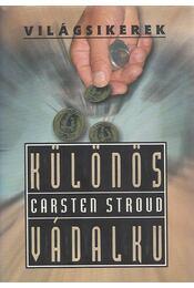 Különös vádalku - Stroud, Carsten - Régikönyvek