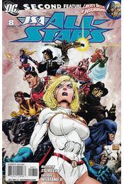 JSA All-Stars 8. - Sturges, Matthew, Williams II, Freddie - Régikönyvek