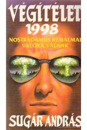 Végítélet 1998 - Sugár András - Régikönyvek