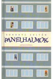 Panelhalmok - Sumonyi Zoltán - Régikönyvek