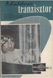 Univerzum 1962/8 - Surányi Éva - Régikönyvek