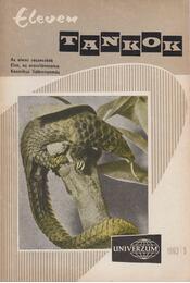 Univerzum 1963/3. - Surányi Éva - Régikönyvek