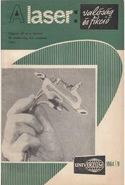 Univerzum 1964/9 - Surányi Éva - Régikönyvek