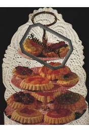 Sütemények - Régikönyvek