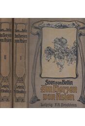 Im Herzen von Asien I-II. kötet - Sven von Hedin - Régikönyvek
