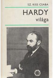 Hardy világa - Sz. Kiss Csaba - Régikönyvek
