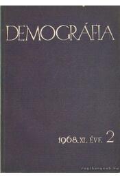 Demográfia 1968. XI. évf. 2 - Szabady Egon dr. - Régikönyvek