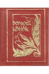 Borsodi költők III. (számozott) (mini) - Szabó Gyula, Urszin sándor - Régikönyvek