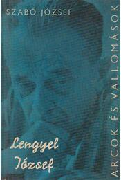 Lengyel József - Szabó József - Régikönyvek