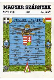 Magyar szárnyak 1998. XXVI. évfolyam 26. szám - Szabó József, Pálos Géza - Régikönyvek