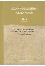 Szakkollégiumi Almanach 2018 - Szabó Krisztián - Régikönyvek