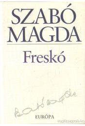 Freskó - Szabó Magda - Régikönyvek