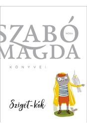 Szigetkék - Szabó Magda - Régikönyvek