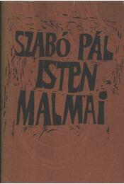 Isten malmai - Szabó Pál - Régikönyvek