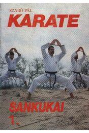 Karate - Szabó Pál - Régikönyvek