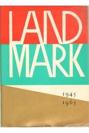 Land Mark 1945-1965 - Szabolcsi Miklós - Régikönyvek