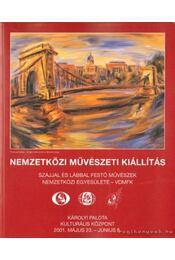 Szájjal és lábbal festő művészek nemzetközi egyesülete - VDMFK - Régikönyvek