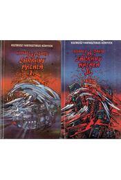 A sárkány halála I-II. - Szakjo, Komacu - Régikönyvek