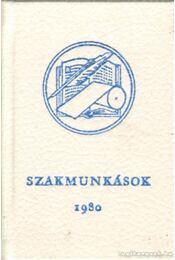 Szakmunkások 1980 (mini) - Régikönyvek