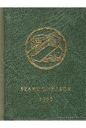 Szakmunkások 1986 (mini) - Régikönyvek