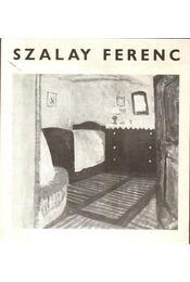Szalay Ferenc - Dömötör János - Régikönyvek