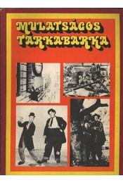 Mulatságos tarkabarka - Szalay Károly - Régikönyvek