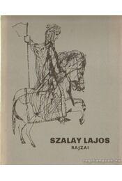 Szalay Lajos rajzai (számozott) - Régikönyvek