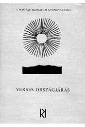 Verses országjárás - Régikönyvek