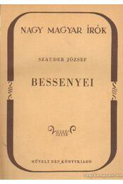 Bessenyei - Szauder József - Régikönyvek