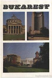 Bukarest - Szávai Jenő - Régikönyvek